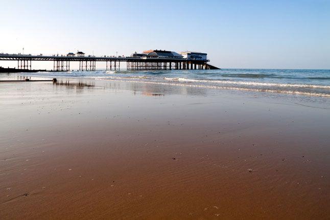 Best Beaches in Britain | Cromer Beach, North Norfolk, Photo 12 of 27 (Condé Nast Traveller)