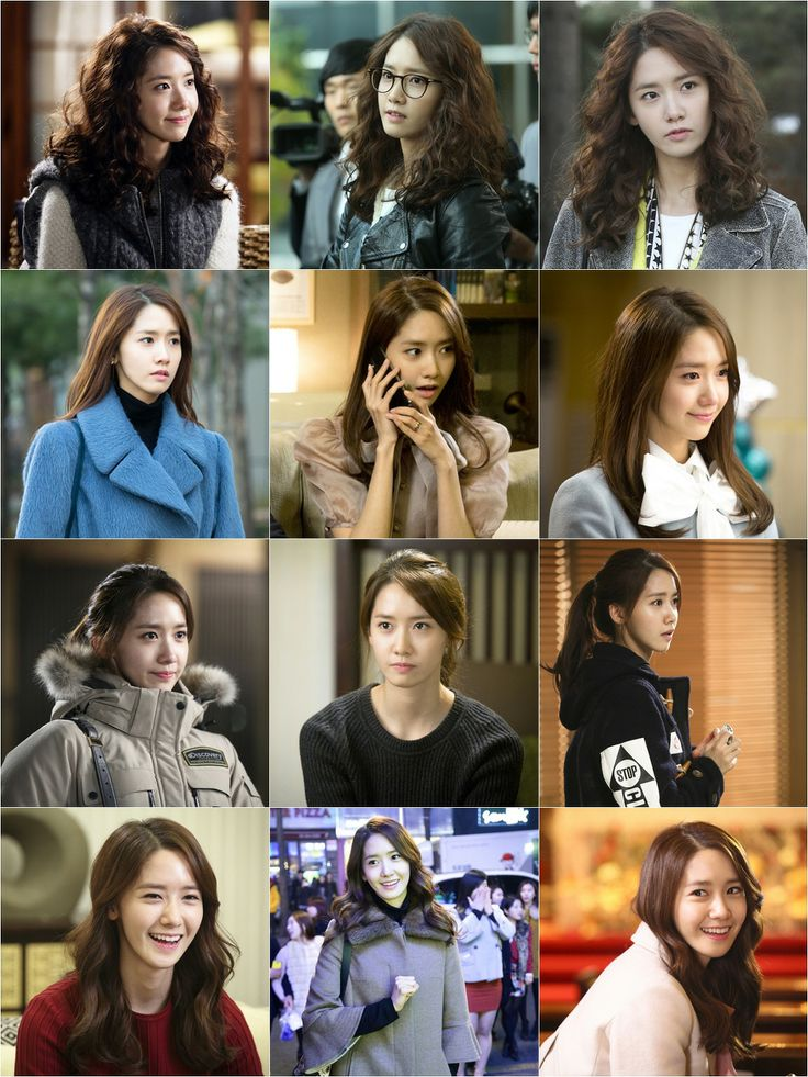 "SNSD YoonA Hair Style @ TV Drama ""Prime Minister and I"""