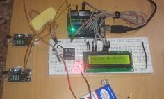 Arduino Based Automatic Light Controller with Bidirectional Visitor Counter