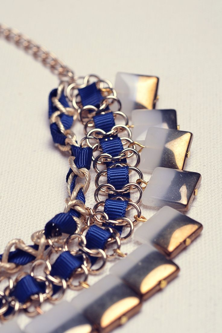 Cyme necklace - jewellery - handmade accessories