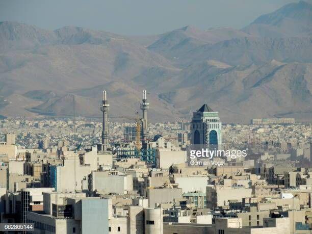 Tehran Clean Wide City Skyline Iran Tehran Stock Pictures Skyline