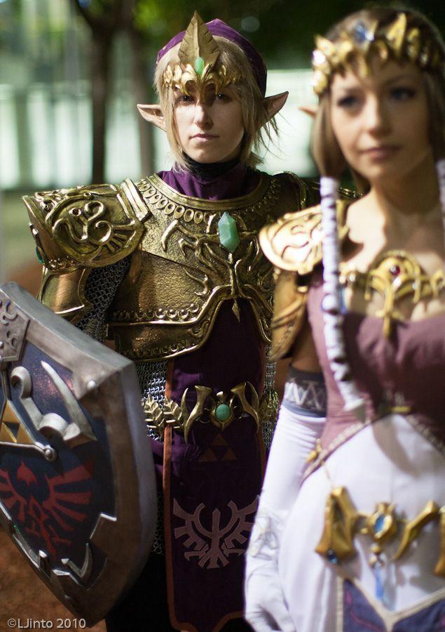 Photoshoot of Legend of Zelda: Twilight Princess by LJinto