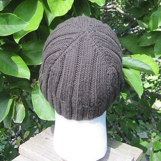 Jay's Ribbed Hat/Beanie by Lauren Sanchez - free