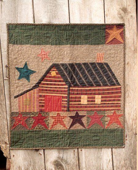 173 best Primitive Quilts & More images on Pinterest