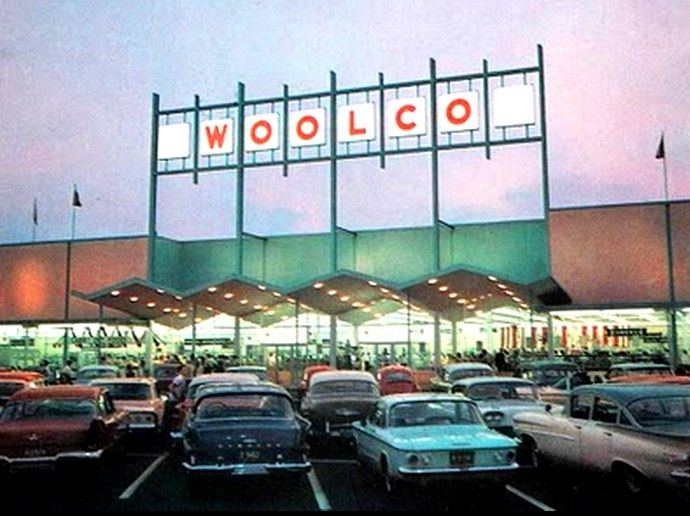 Woolco at Great Southern Another great store gone