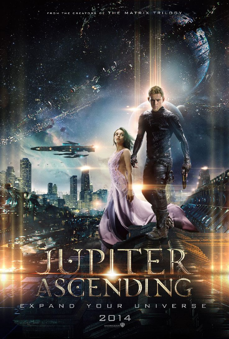 Jupiter Ascending - What I was working on while living in London.