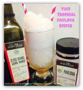 YIAH Tropical Pavlova Spider