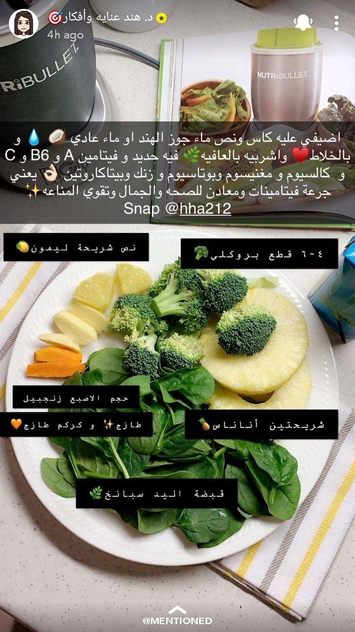 Pin By Hanaa Shoeib On د هند عناية وأفكار Food Food And Drink Health Fitness Nutrition