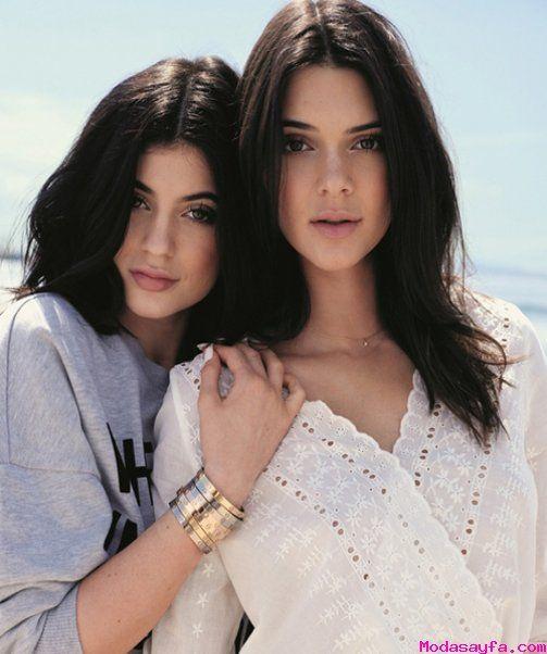 Jennerların Topshop Koleksiyonu - http://modasayfa.com/jennerlarin-topshop-koleksiyonu/