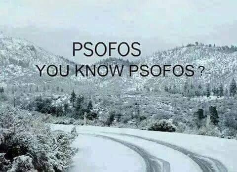 You know?