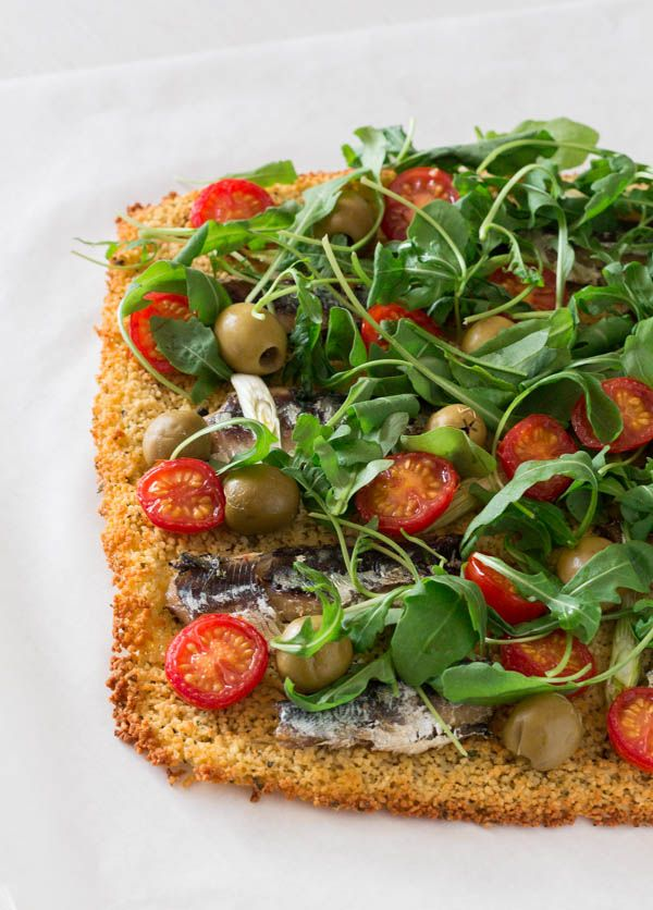 An Easy Couscous Pizza Base that has no kneading and is ready in 15 mins -  Top with Sardines and Tomatoes – Sierra Leone Flavours