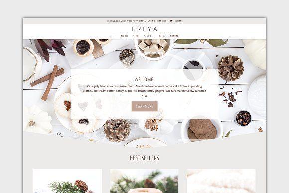 The Freya Divi Child Wordpress Theme Wordpress Theme Wordpress Theme Responsive Simple Wordpress Themes