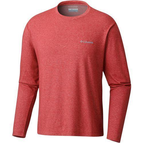 Columbia Sportswear Men's Thistletown Park Big & Tall Long Sleeve T-shirt (Red, Size ) - Men's Outdoor Apparel, Men's Longsleeve Outdoor Tops at Ac...