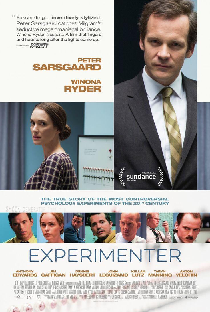 Experimenter (2015) Film Poster