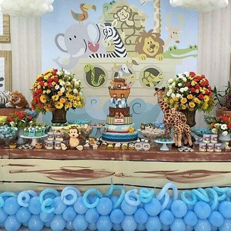 Arca de Noé. Pic via @ginamondegofesta #arcadenoe #festademenino #umbocadinhodeideias#inspire