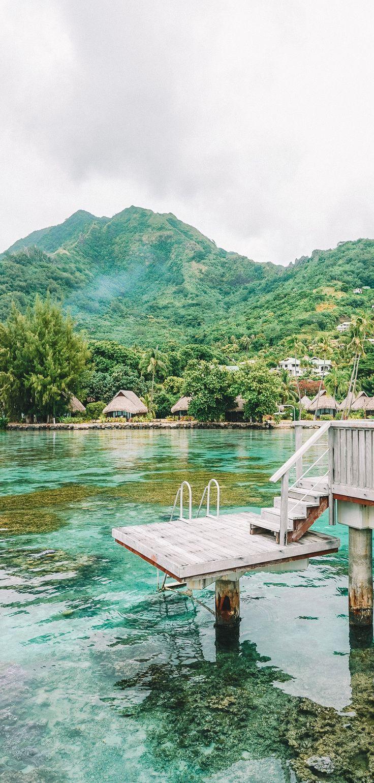 Sofitel Moorea Ia Ora Beach Resort Best Places To Travel