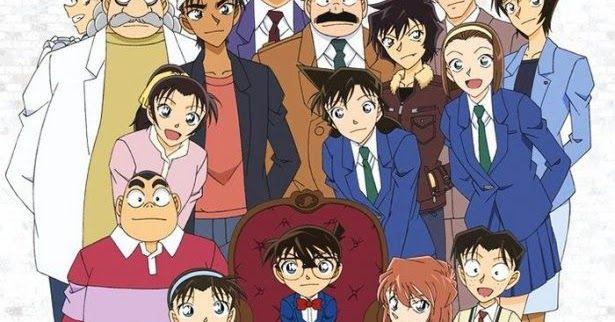 Download Detective Conan OVA & TV Special
