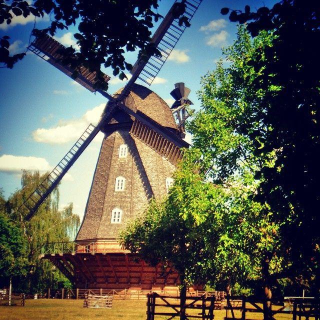 #BritzerMühle #Einfachtoll #Natur #Mühle