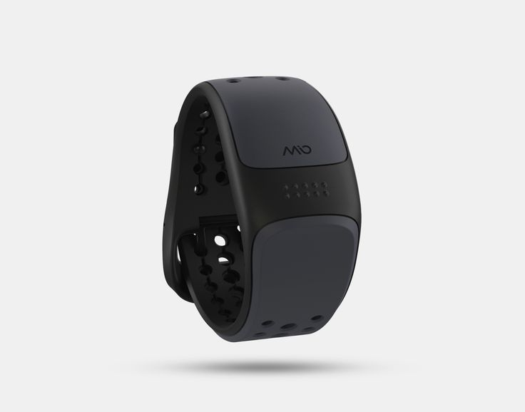Mio Link Heart Rate Monitor Slate
