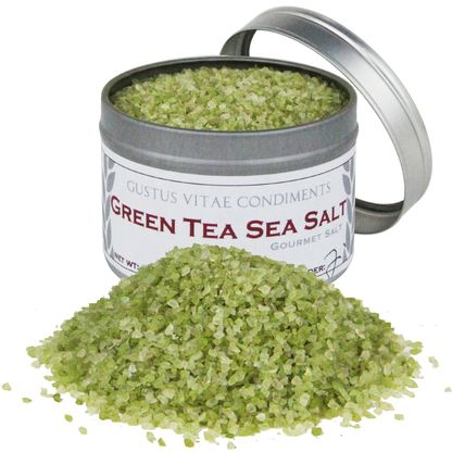 Green Tea Sea Salt