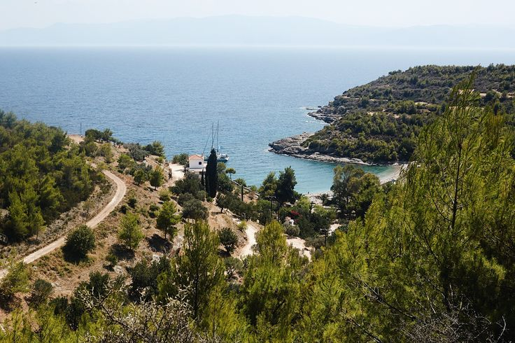 Part 3 of our Greek sailing and my favourite island of all: Spetses.