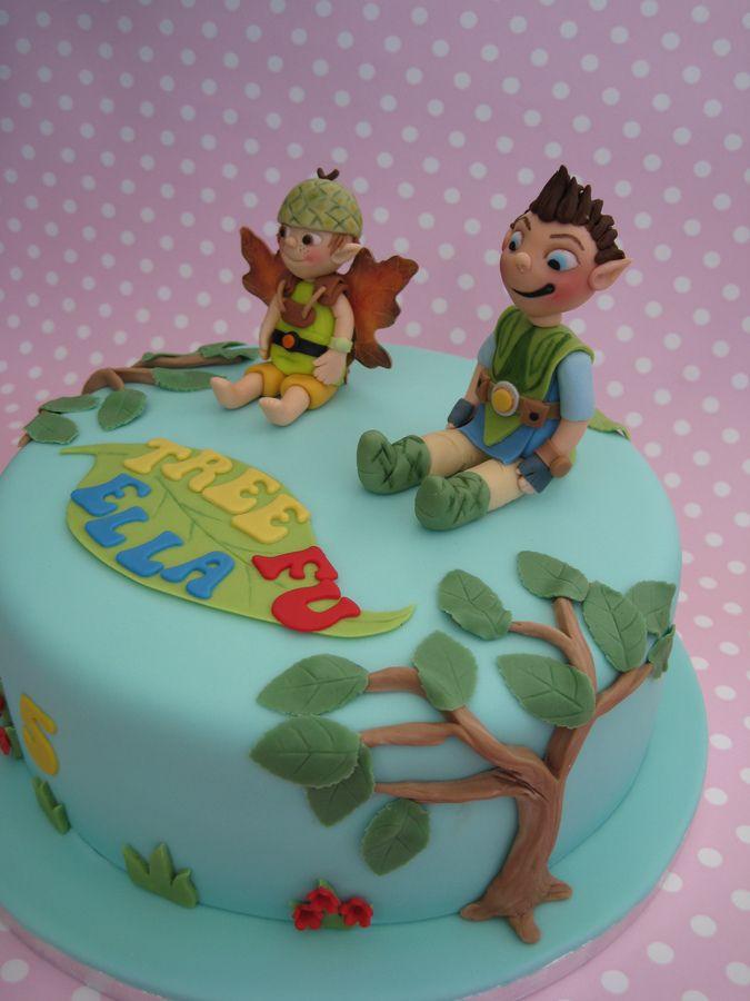 10 Best Tree Fu Tom Party Images On Pinterest Tree Fu Tom Cake