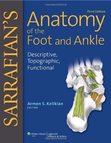 Sarrafians Anatomy of the Foot and Ankle: Descriptive, Topographic, Functional by ArmenS Kelikian. This book covers both functional anatomy and biomechanics. Link to the UML catalogue: http://delivr.com/265fp