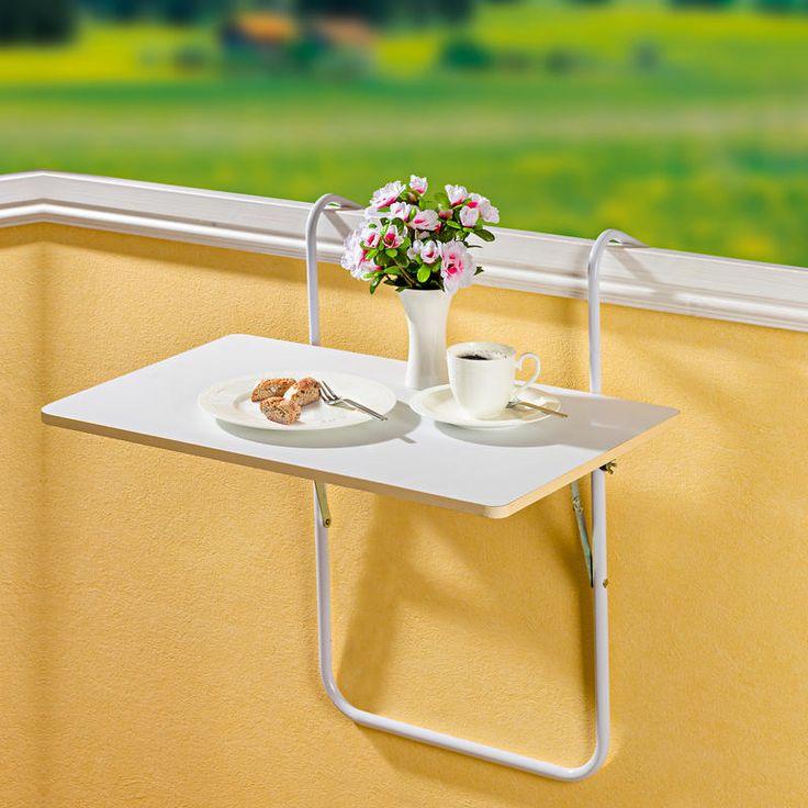 Balkónový sklopný stolek | Magnet 3Pagen #magnet3pagen #magnet3pagen_cz #magnet3pagencz #3pagen #decoration
