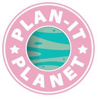 Plan-It Planet--cute planner stickers