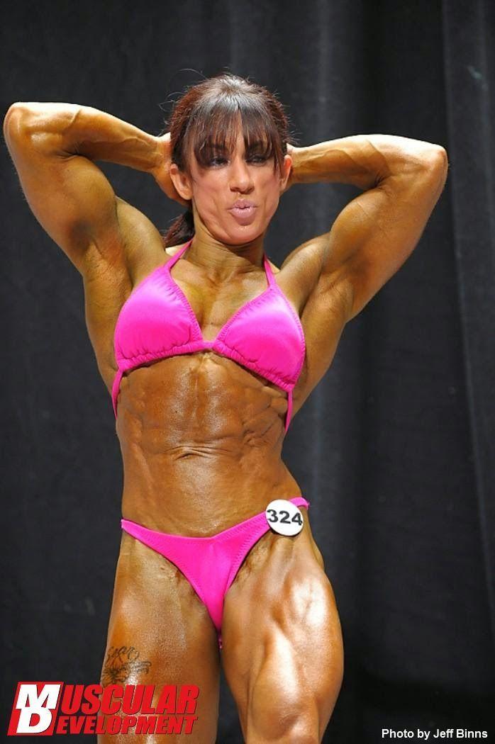 Carla Rossi Female Bodybuilding Muscular bodybuilding ...