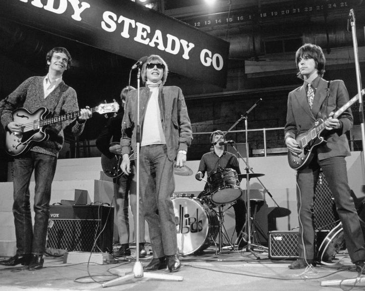 Yardbirds on Ready Steady Go.
