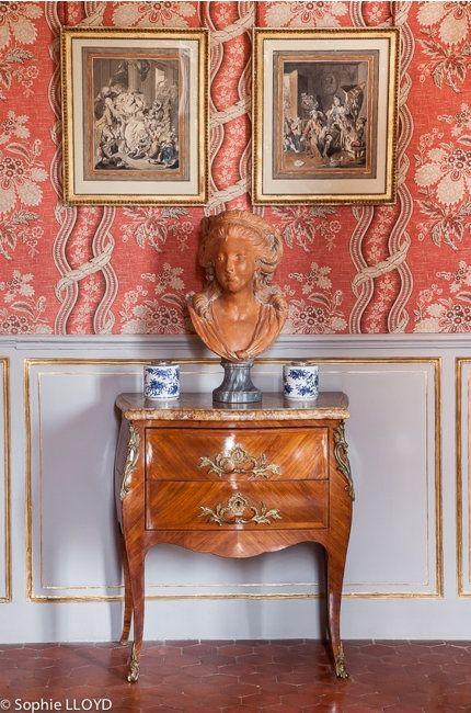 H tel de caumont aix en provence interiors pinterest interiors european decor and french for Decoration rocaille aixen provence