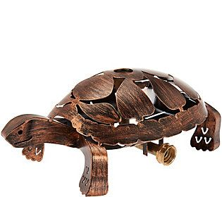 Bernini Rustic Turtle Sprinkler