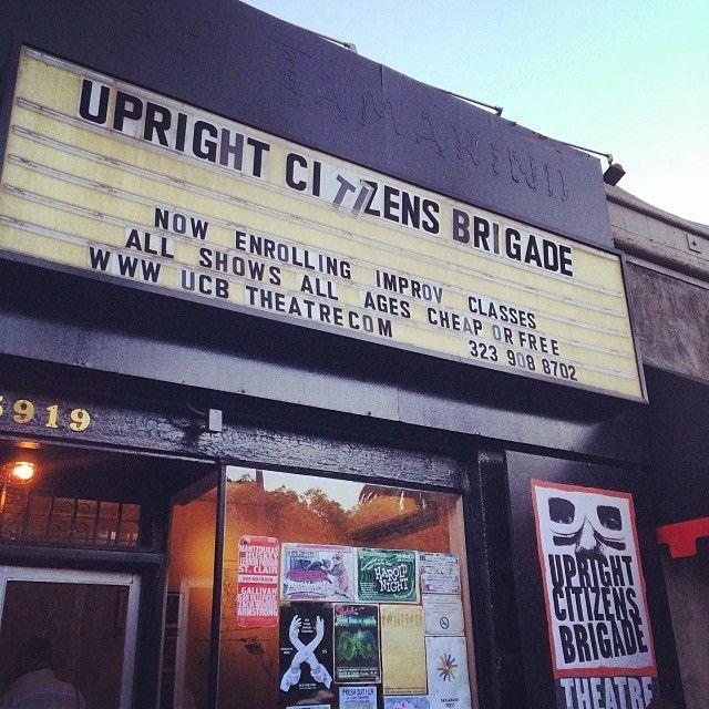 Upright Citizens Brigade Theatre in Hollywood, CA