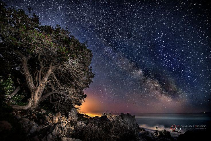 Foto: Hermosas fotos del cielo nocturno por Giovanna Griffo imagen destacada galerias imagenes fotografia