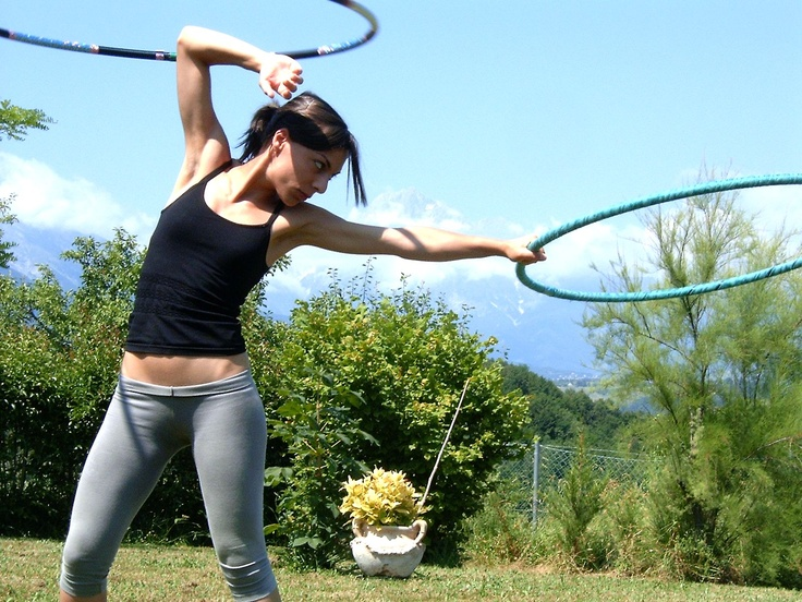 Hooping at home