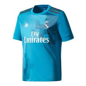 adidas Real Madrid Soccer Jersey (Alternate 17/18): http://www.soccerevolution.com/store/products/ADI_41031_A.php