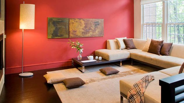 Red is viewed as an exciting, dramatic color; it is also usually considered the color of passion. We have other colors related to red such as burgundy and