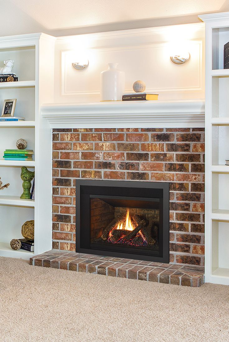 24 best gas inserts images on pinterest gas fireplace inserts