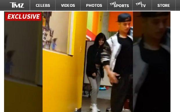 Após café e compras, Justin Bieber e Selena Gomez passam 2 horas juntos em estúdio de dança