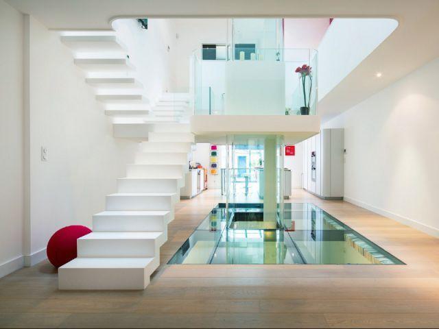 Perfect La White House : Une Maison Organisée Autour Du0027une Serre Verticale. French  HousesDecor IdeasLorraineArchitecture Interior ...