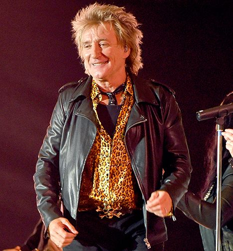 Rod Stewart: 25 Things You Don't Know About Me - Us Weekly