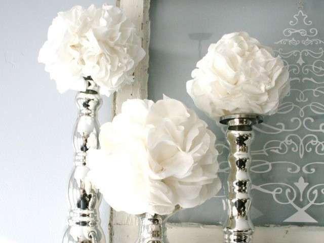 Decorare la tavola con i tovaglioli di carta - Decorazioni per la tavola con tovaglioli di carta
