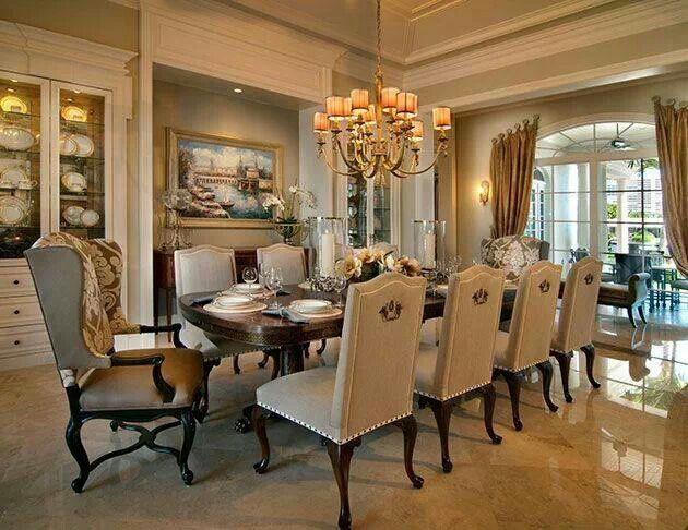 176 Best Dining Room Ideas Images On Pinterest  Dinner Parties Inspiration Luxurious Dining Room 2018