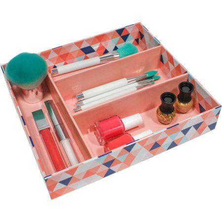 Soho Cosmetic Organization Tray