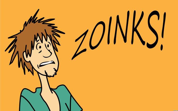 Zoinks Shaggy Scooby Doo