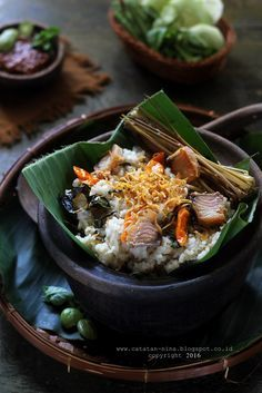 NASI LIWET ALA SUNDA VERSI MAGIC COM - catatan-nina