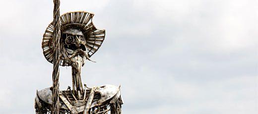 Resumen de El Quijote