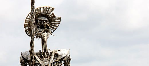 features of cervantes don quixote as an antihero This year marks the four-hundredth anniversary of the death of miguel de cervantes, author of don quixote, in  the story also features criminals, .