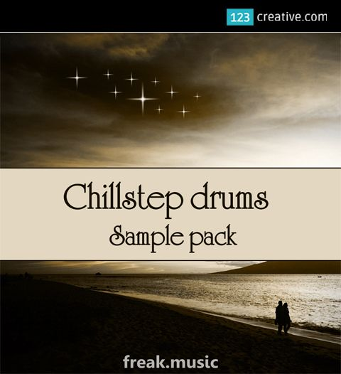 ► CHILLSTEP DRUMS SAMPLE PACK - no fillers, just pure quality samples for Chillstep, Chillout, Chilltrap, Trap, Hip Hop, EDM producers. Sample pack contains Kick Drums, Snares, Percussion, Closed Hats, Open Hats, Percussion loops. Listen to demo song at: https://www.123creative.com/electronic-music-production-audio-samples-and-loops/1379-chillstep-drums-sample-pack.html